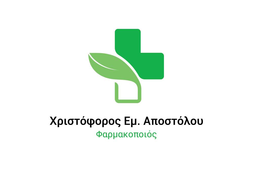 λογότυπο φαρμακείου Αποστόλου