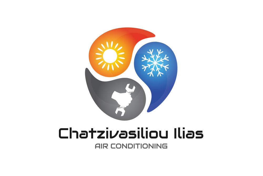 λογότυπο ψυκτικού Χατζηβασιλείου