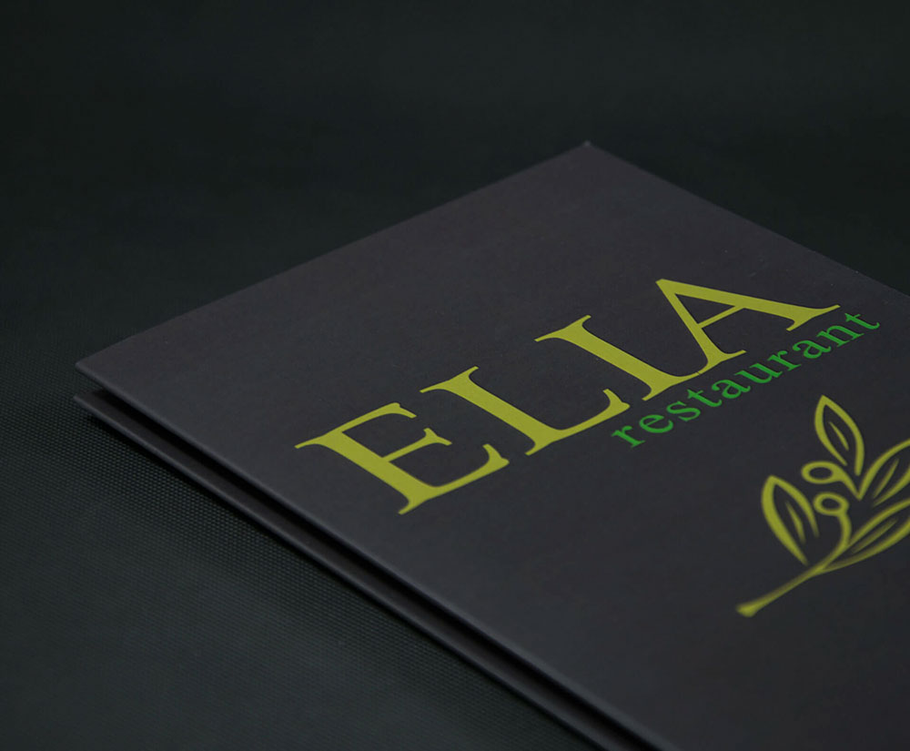 κατάλογος menu Elia Restaurant Wine List