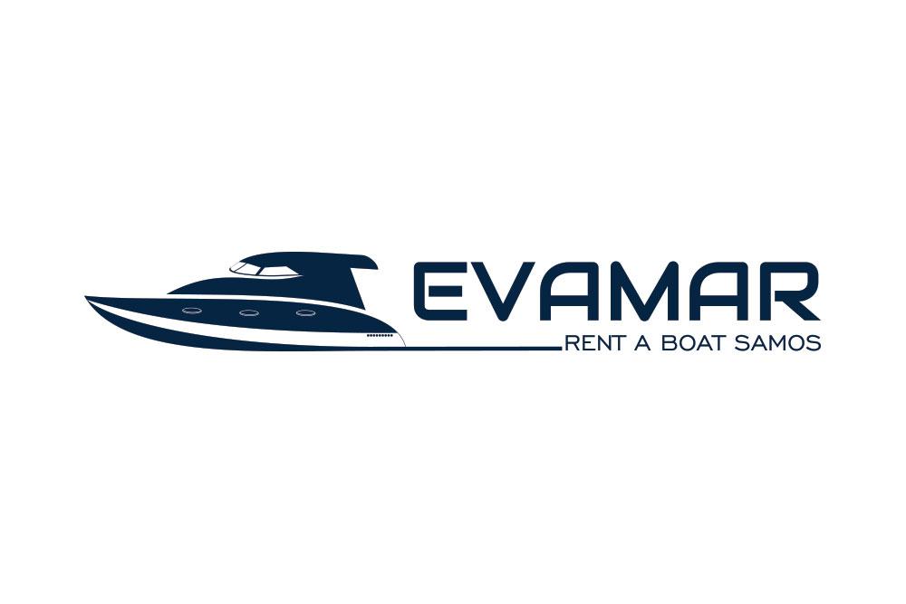 λογότυπο Evamar rent a boat