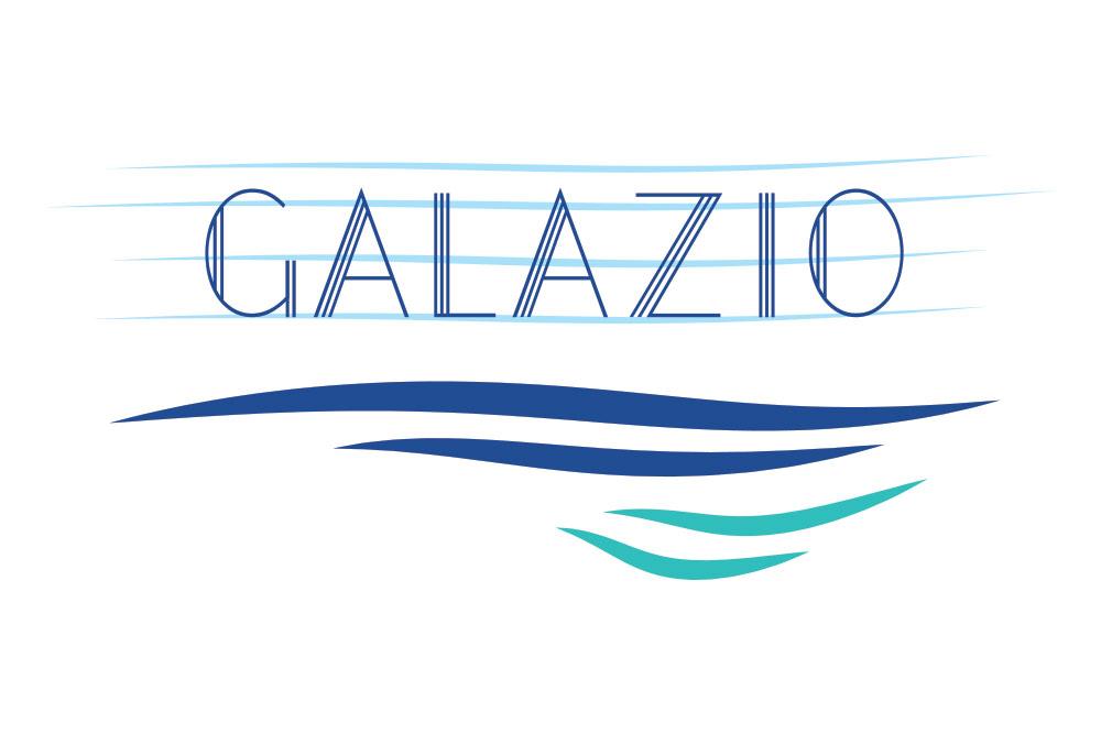 λογότυπο εστιατορίου Galazio