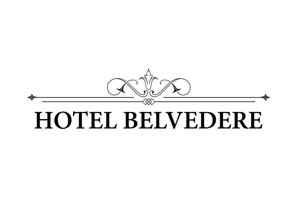 λογότυπο ξενοδοχείου Hotel Belvedere