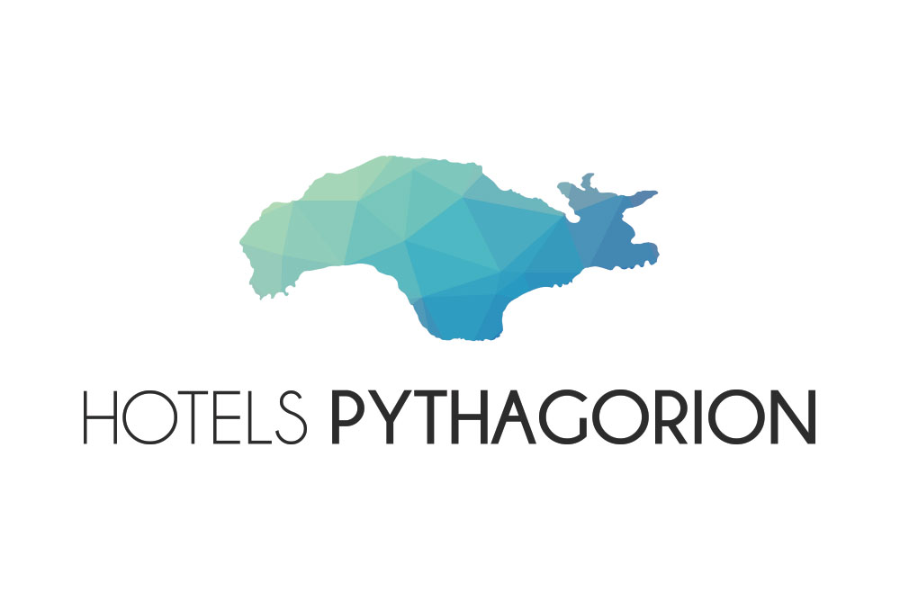 λογότυπο ξενοδοχείων Hotels Pythagorion