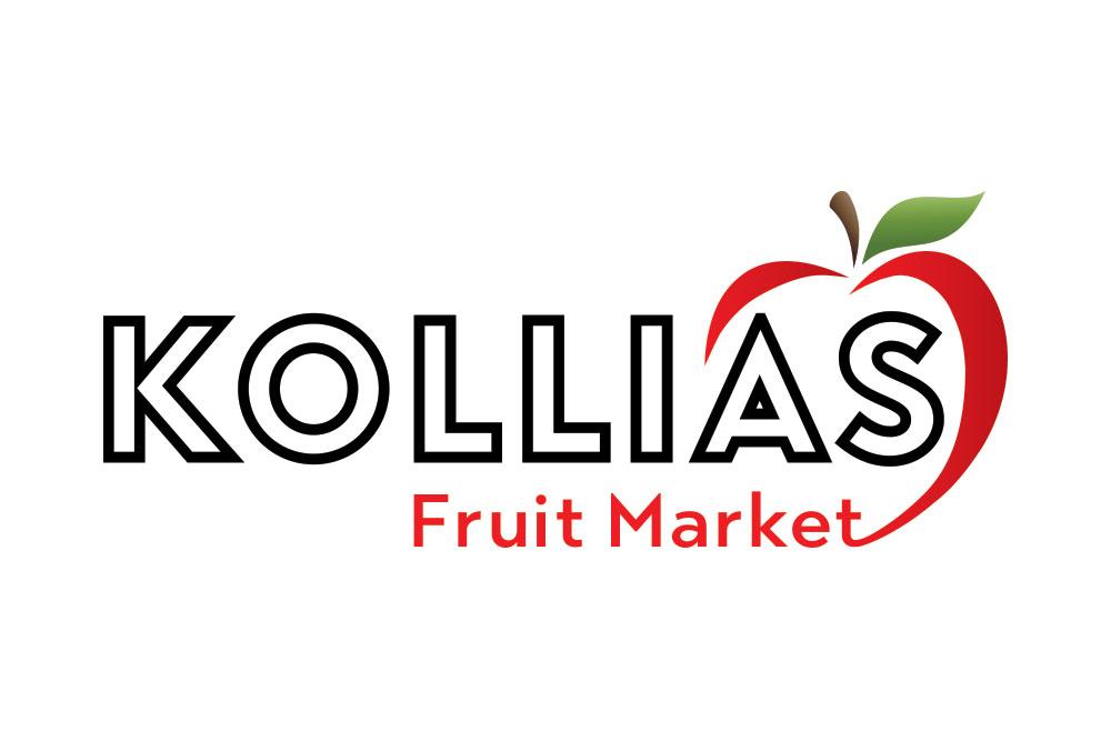 λογότυπο μανάβικου Kollias