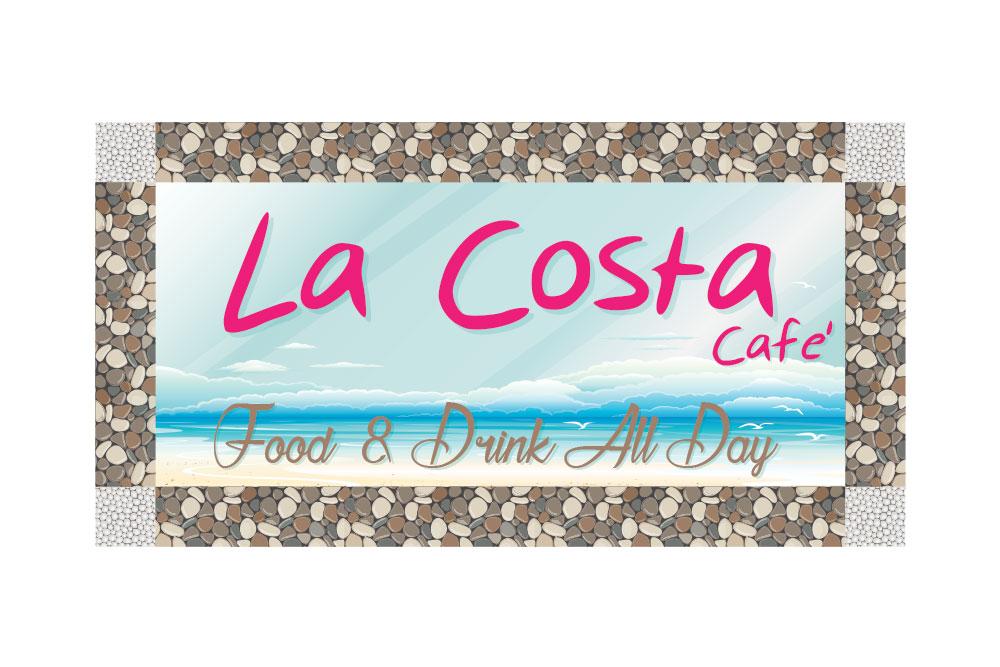 λογότυπο La Costa cafe