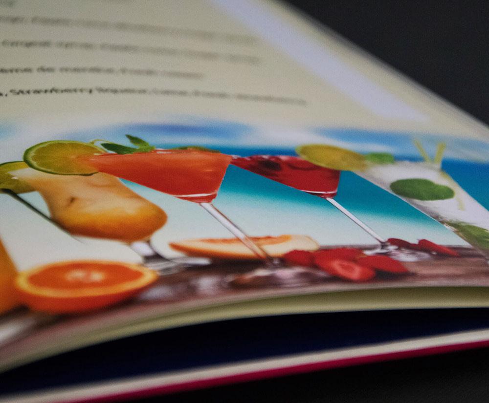 κατάλογος menu La Costa Cafe