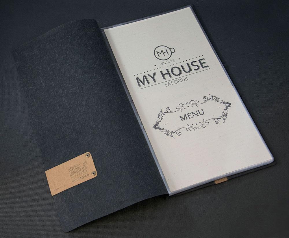 κατάλογος menu My House Bar