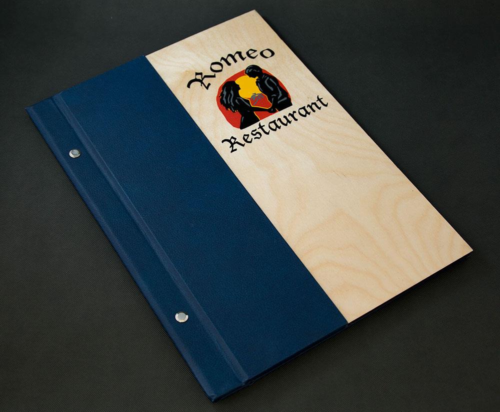 κατάλογος menu Romeo Restaurant