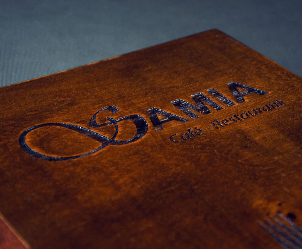 κατάλογος menu Samia Restaurant