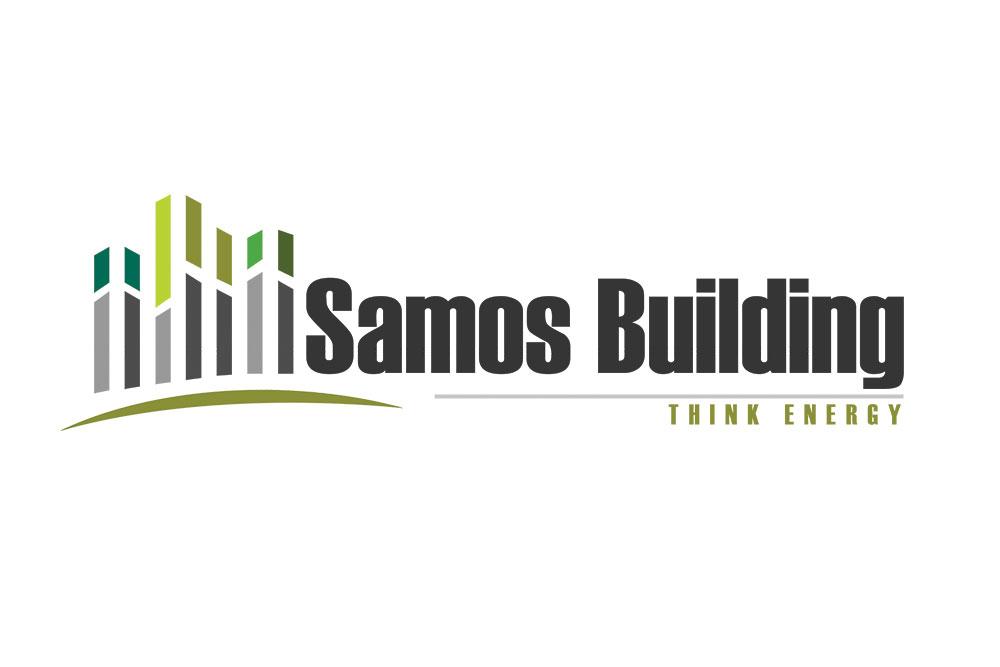 λογότυπο γραφείου Samos Building
