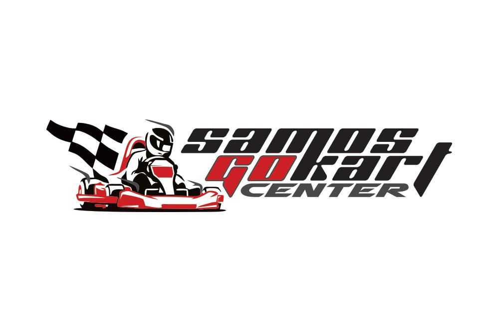 λογότυπο Samos Gokart Center