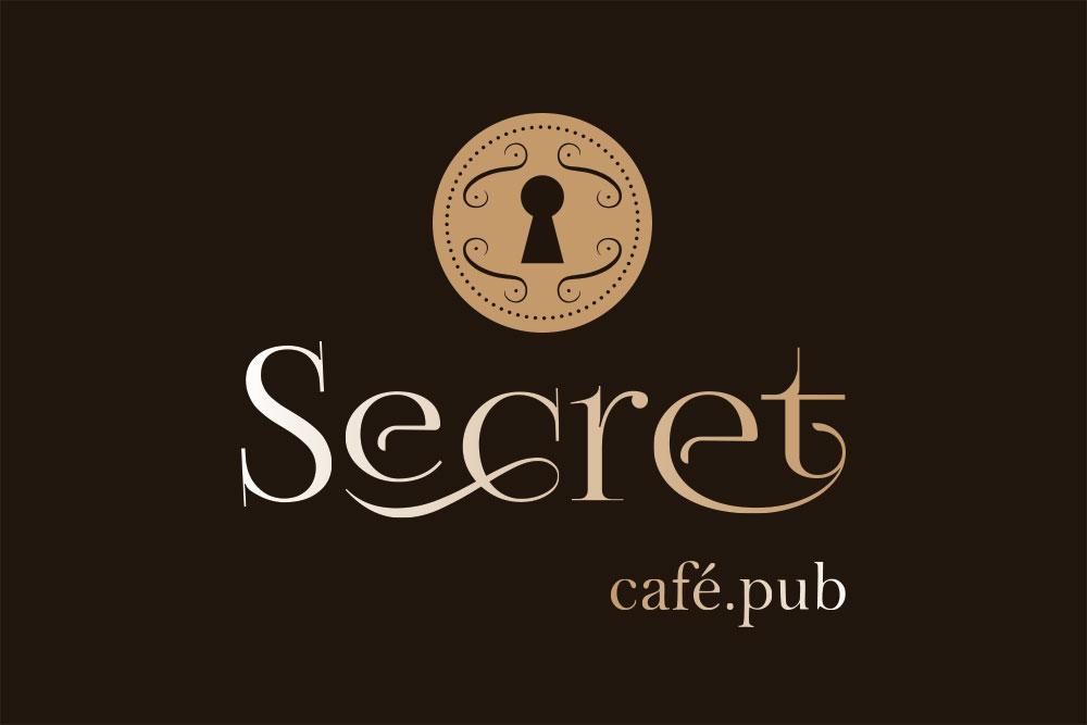 λογότυπο Secret cafe