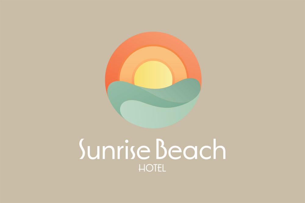 λογότυπο ξενοδοχείου Sunrise Beach Hotel