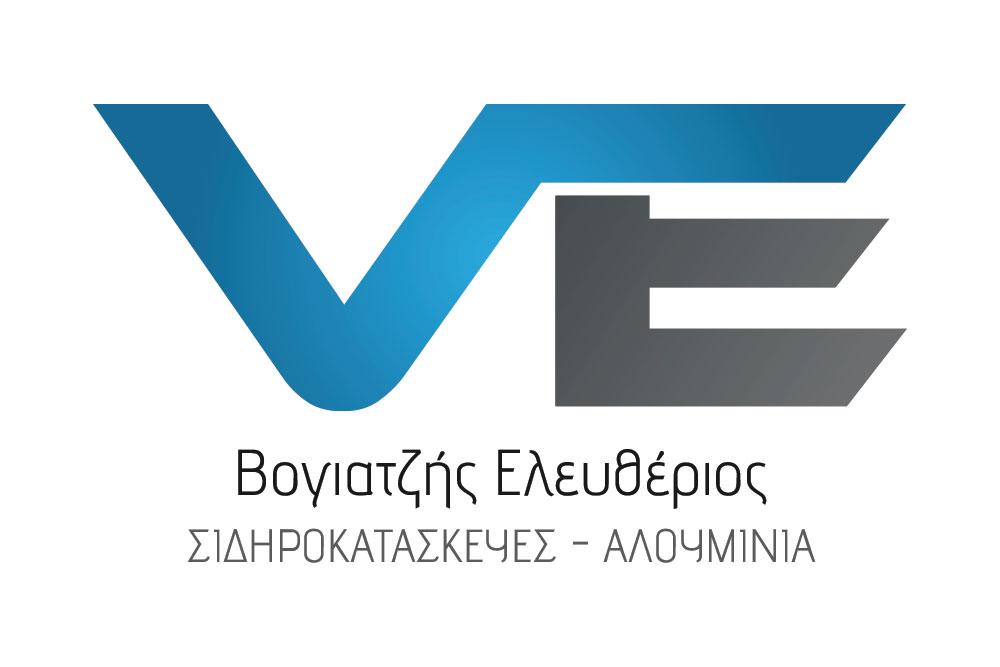 λογότυπο σιδηροκατασκευές Βογιατζής